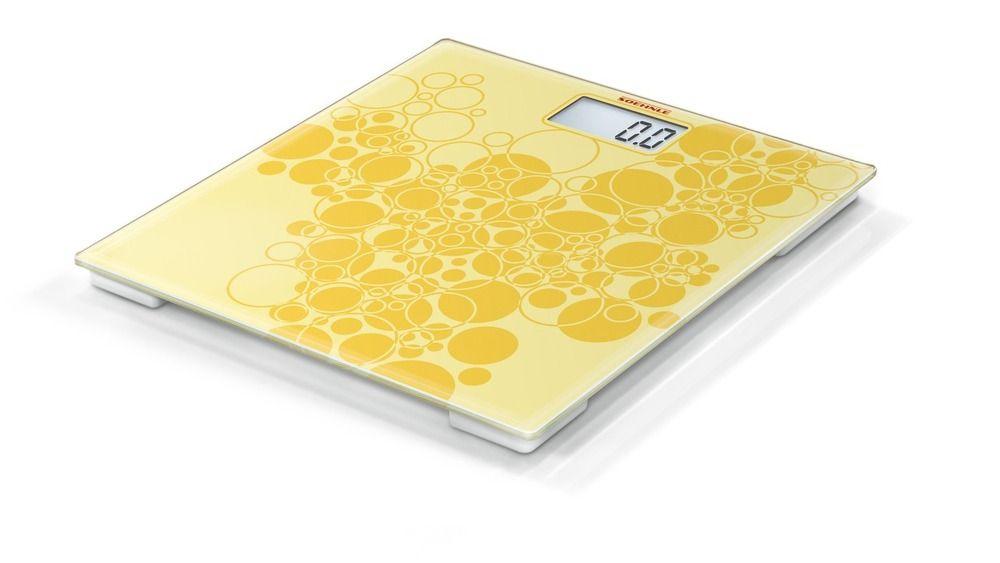 Soehnle osobní váha Pino Pastel Yellow 63833