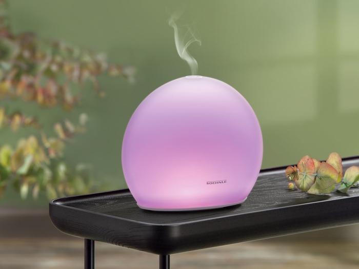 Design aroma LED osvěžovač vzduchu Torino 68086