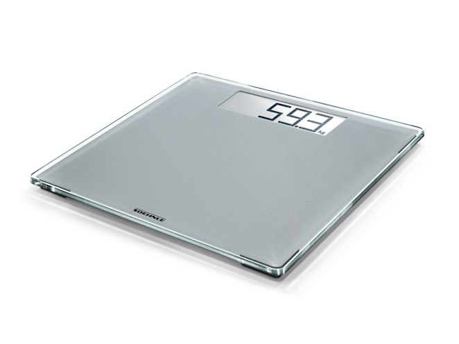 Osobní váha Style Sense Comfort 400 Silver 63855