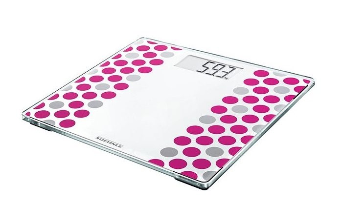 Osobní váha Style Sense Compact 300 Crazy Pink 63846