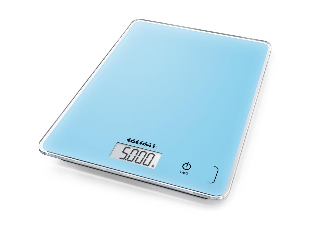 Soehnle Digitální kuchyňská váha Page Compact 300 Pale Blue 61511